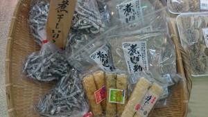 『田中食品(株)チトセピア店』魚介乾物練り物