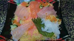 『(株)AQUA』海鮮チラシ