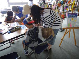 七夕 折り紙教室